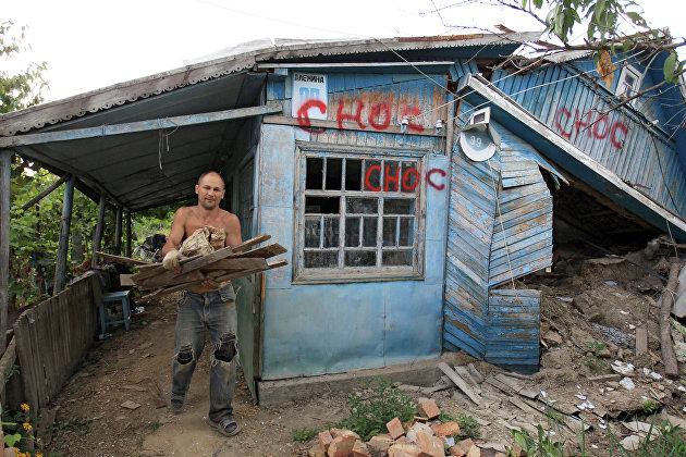 828951360 - Власти перестанут компенсировать потерю жилья при стихийных бедствиях