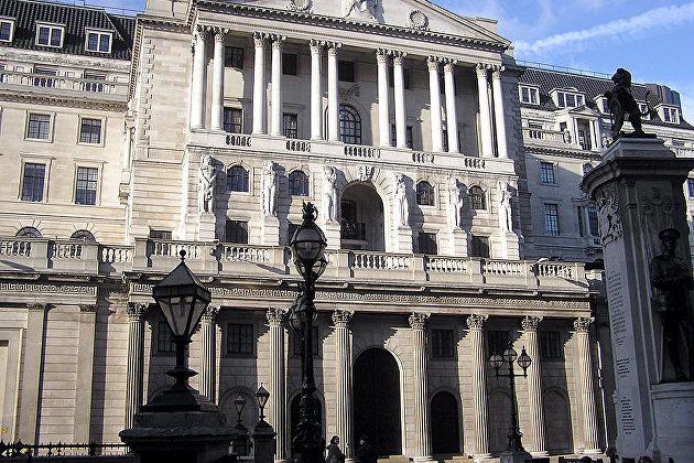 %Банк Англии