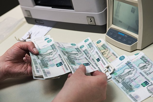 Рост реальных зарплат в РФ замедлился в апреле до 1,6%