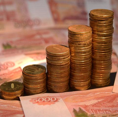 828958393 - Рубль днем уверенно рос к доллару и евро на налогах