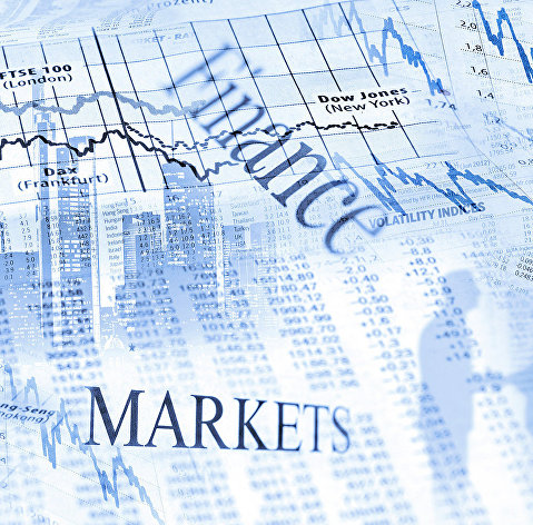 Фондовые биржи Европы снижаются на статистике из Великобритании и ситуации с коронавирусом