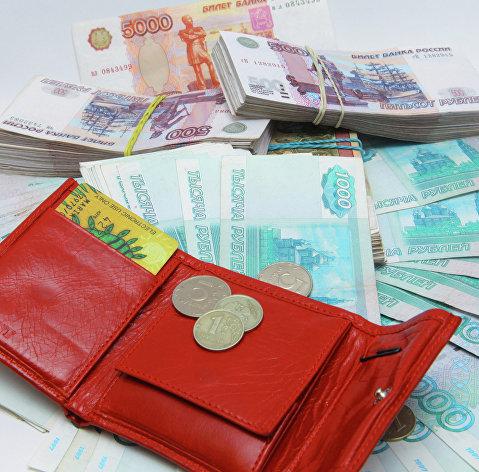 828966560 - Рубль в начале торгов снижается к доллару и евро