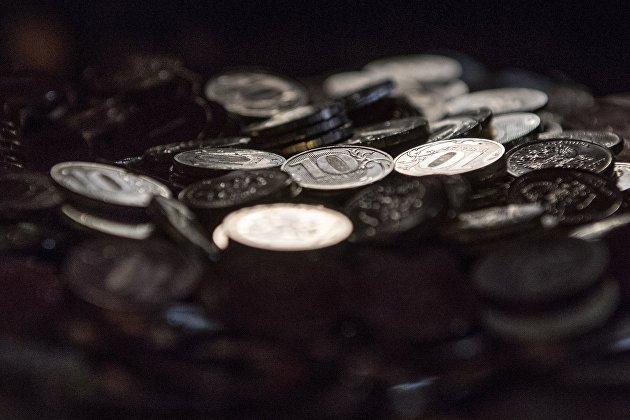 #Десятирублевые монеты