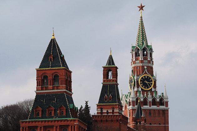 %Московский Кремль