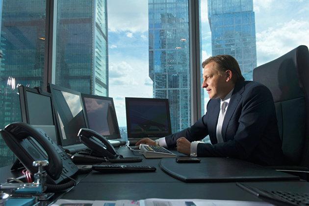 #Заместитель президента – председателя правления банка ВТБ Герберт Моос