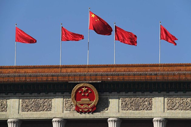 %Дом Народных собраний Китая