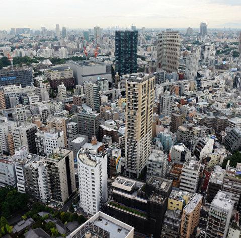 % Район Минато в Токио
