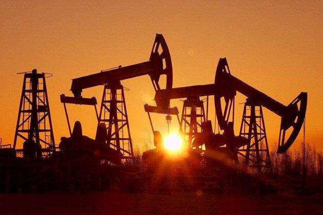 %Нефть, добыча