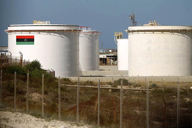 828988143 - Ливия продолжает наращивать добычу нефти