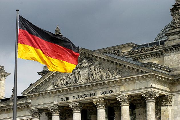 Социал-демократическая партия Германии выигрывает выборы в бундестаг с 25,7% голосов