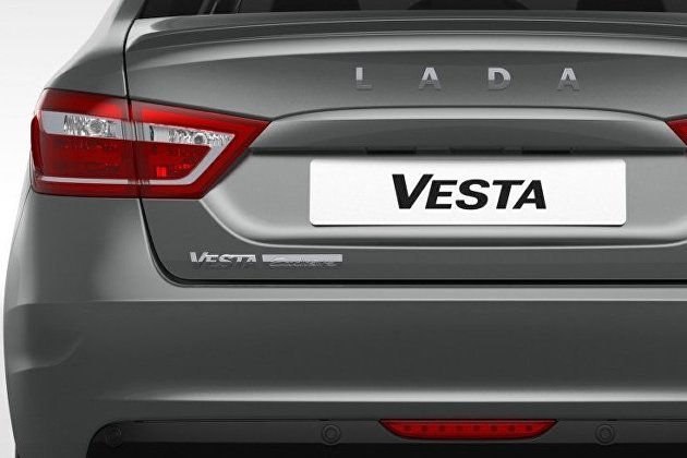 Автомобиль Lada Vesta Exclusive