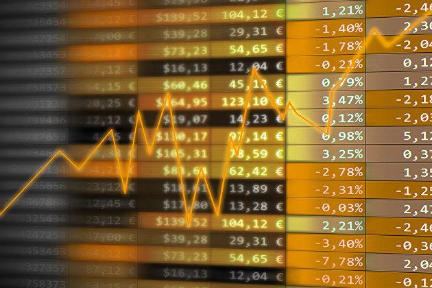 Индекс Мосбиржи превысил 2400 пунктов впервый раз с18октября