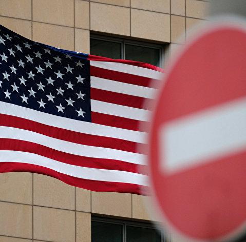 # Флаг США