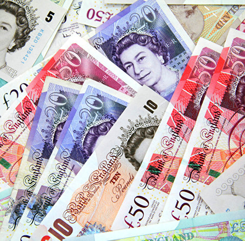 Британский фунт в 2020 году был одной из самых слабых валют