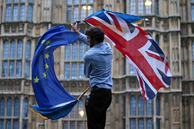 829026057 - Эксперт рассказал о возможных экономических последствиях Brexit