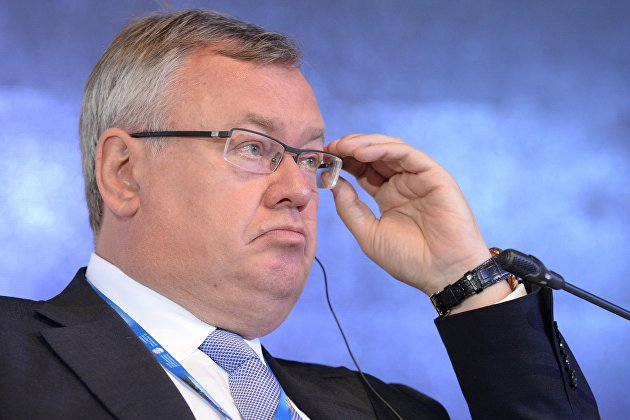 #Андрей Костин