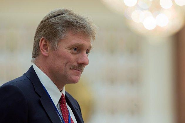 %Пресс-секретарь президента РФ Дмитрий Песков