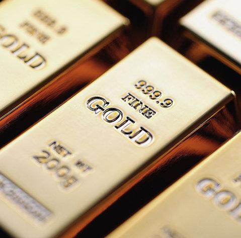 %Слитки золота