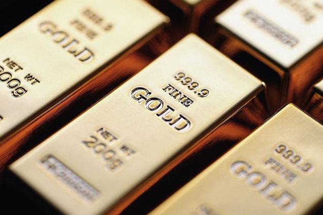 Цены на золото снизились на фоне выступления Пауэлла