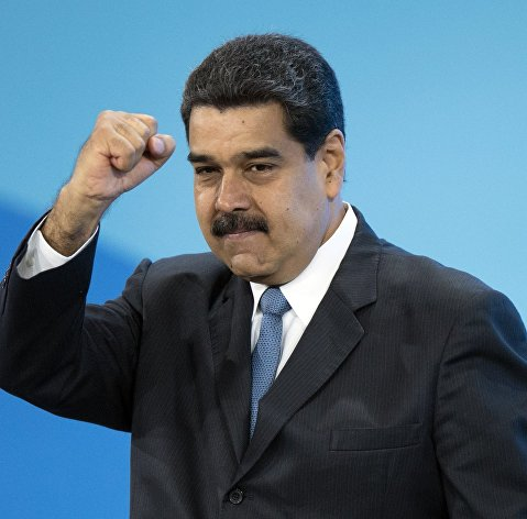 829062994 - Мадуро велел нарастить производство нефти в Венесуэле, чтобы решить социальные задачи