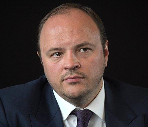 """Генеральный директор компании """"Фосагро"""" Андрей Гурьев"""