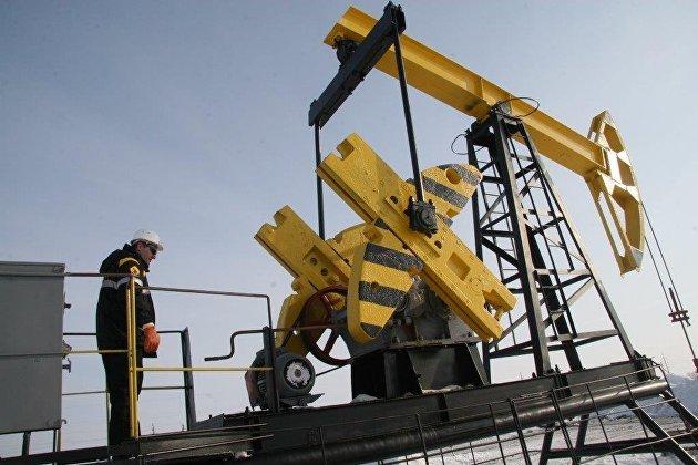 Нефть, добыча