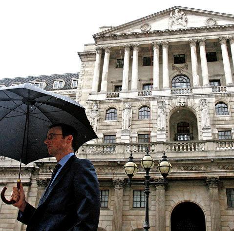 829086445 - Банк Англии ожидаемо сохранил базовую ставку на уровне 0,75% и объем выкупа активов