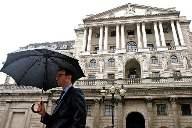 829086449 - Банк Англии ожидаемо сохранил базовую ставку на уровне 0,75% и объем выкупа активов