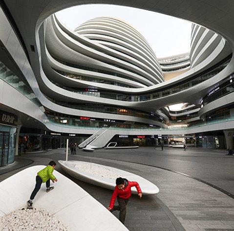 % Города мира. Пекин