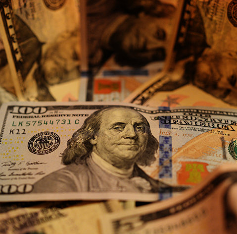 %Доллары США