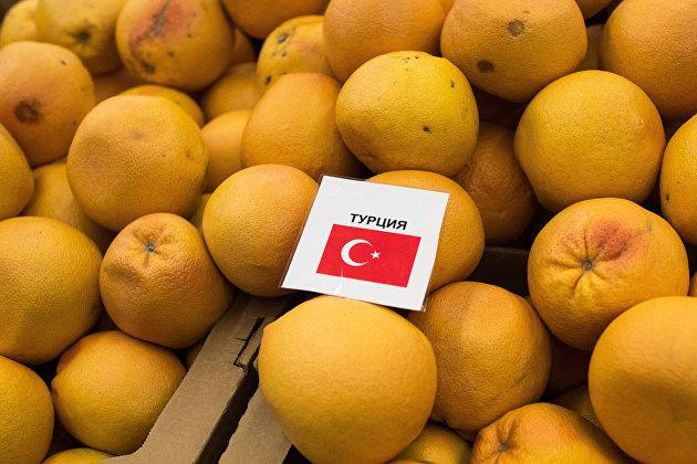 Эксперты оценили возможность расчетов с Турцией в нацвалютах в торговле продуктами