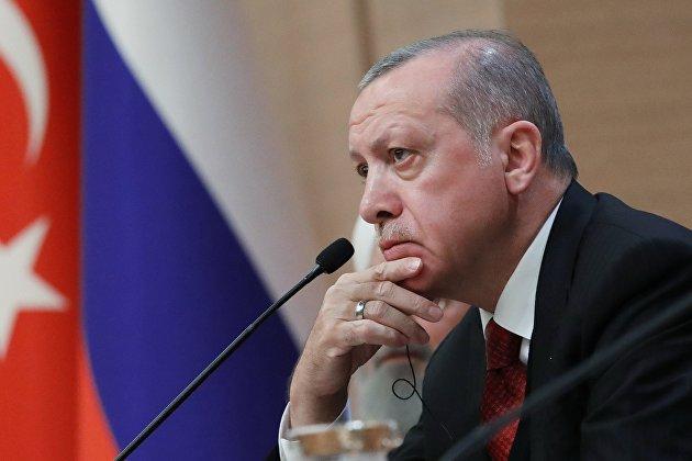 Эрдоган: Турция и РФ поставили цель достичь торгового оборота в $100 млрд