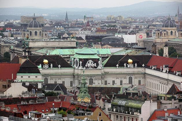#Города мира. Вена