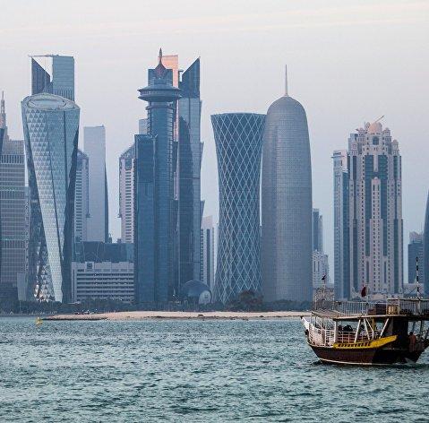 Район Вест-Бэй города Доха, Катар