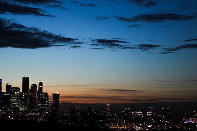 РФ стала 59-й поиндексу благополучия и финансового развития