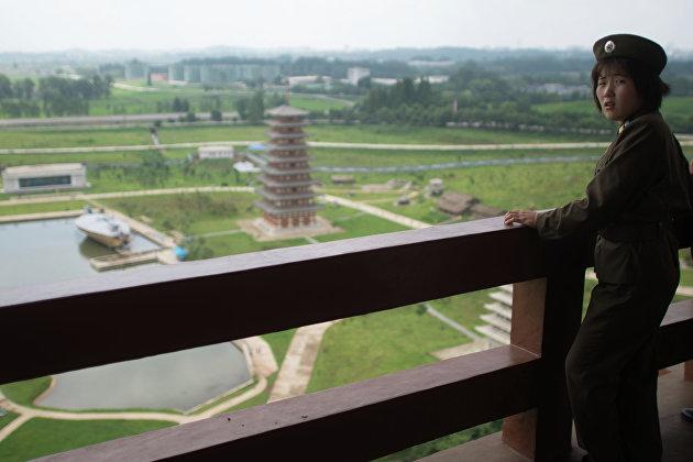 Экзотика и безопасность привлекают туристов в Северную Корею