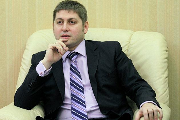 # Заместитель министра экономического развития РФ Олег Фомичев