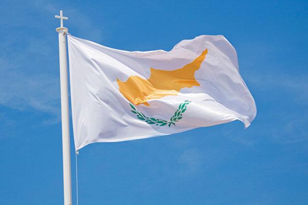 #Флаг Кипра
