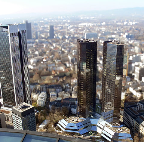 #Здание Deutsche Bank
