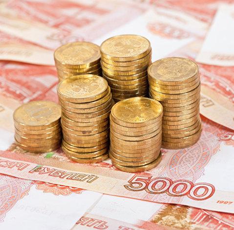 Рубль растет к доллару и евро в начале торгов