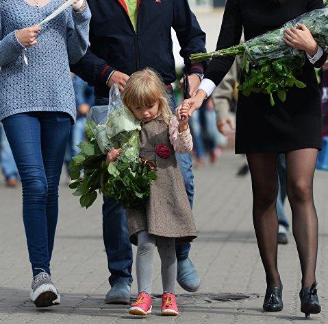 829170971 - Флористы отмечают рост закупочных цен на цветы в преддверии Дня знаний на 5-30%
