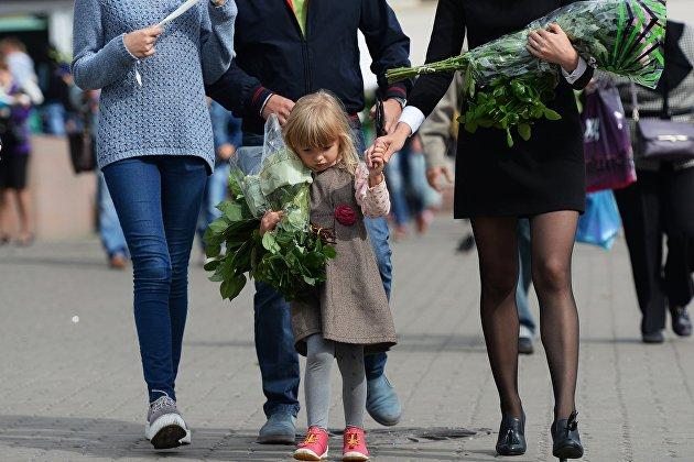 829170979 - Флористы отмечают рост закупочных цен на цветы в преддверии Дня знаний на 5-30%