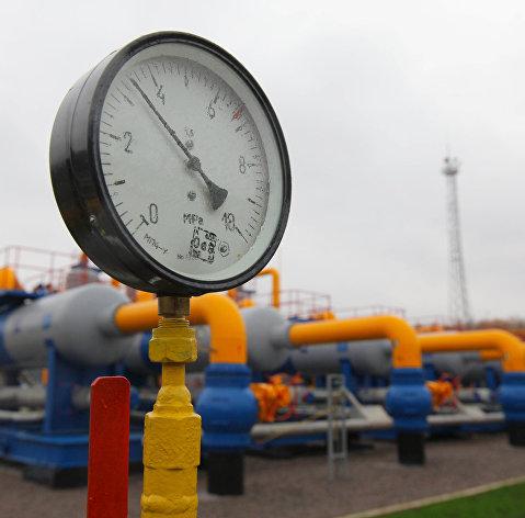 Участок магистрального газопровода
