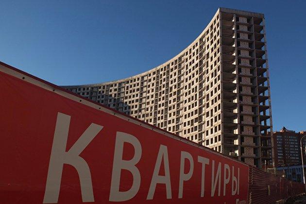 Новостройка в городе Мытищи