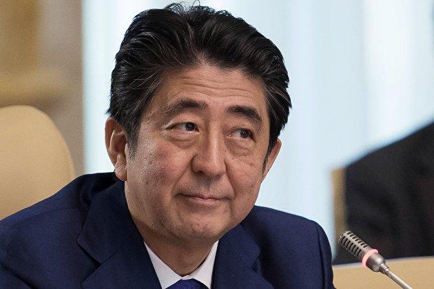 """Абэ не исключил переноса ОИ-2020, если их проведение в """"полном формате"""" невозможно"""