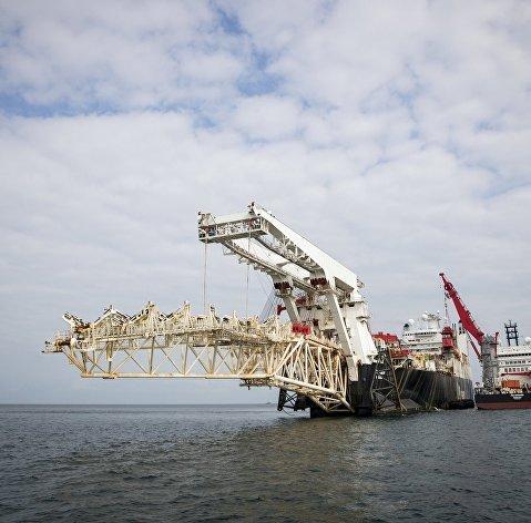Nord Stream 2 сможет начать работы в Дании через месяц после выдачи разрешения
