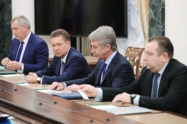 "Монополия - не панацея на рынке капитала: борьба ""Новатэка"" и ""Газпрома"""