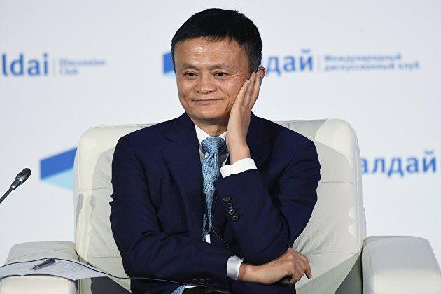 СМИ: Ant Group изучает возможность выхода Джека Ма из компании