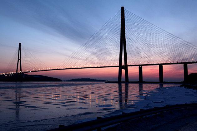 Правительство расширило территорию морского порта Владивосток