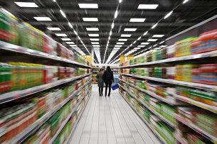 """"""" Покупатели в супермаркете"""
